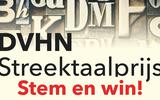 Stem: Wie moet de DvhN-streektaalprijs winnen?