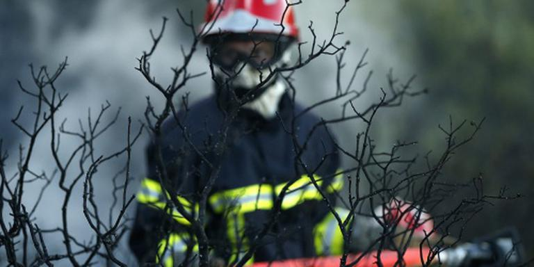 Natuurbrand Marseille onder controle