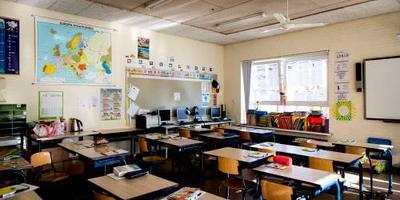 Weer meer kinderen gaan niet naar school