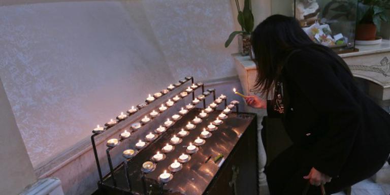 Herdenking IS-lid in christelijke kerk