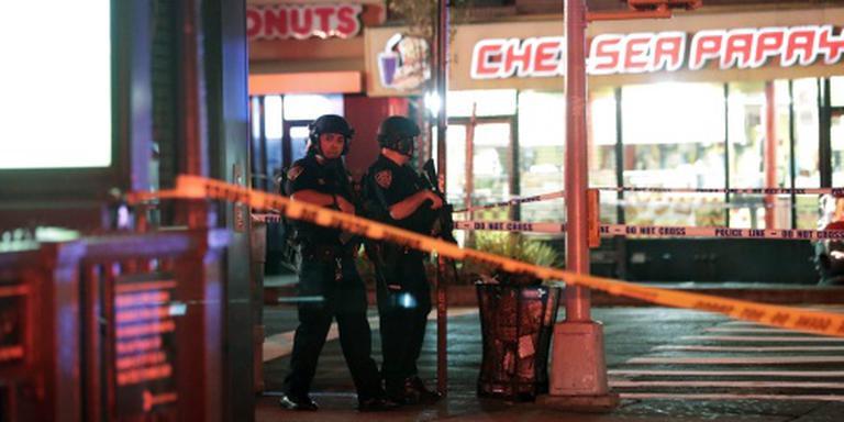 Grote explosie in New Yorkse wijk Chelsea