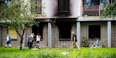 Eisen tot achttien jaar cel flatbrand Diemen