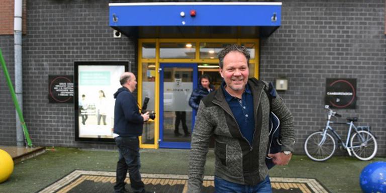 Trainer De Jong wordt commercieel medewerker