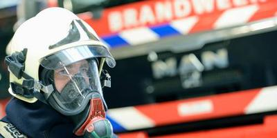 Grote heidebrand in Oldebroek