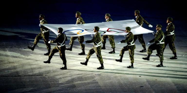 Rio draagt olympische vlag over aan Tokio