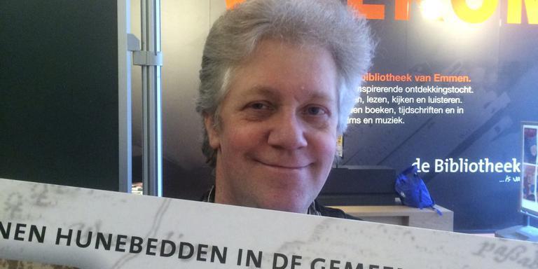 Gerrie van der Veen. Foto DvhN