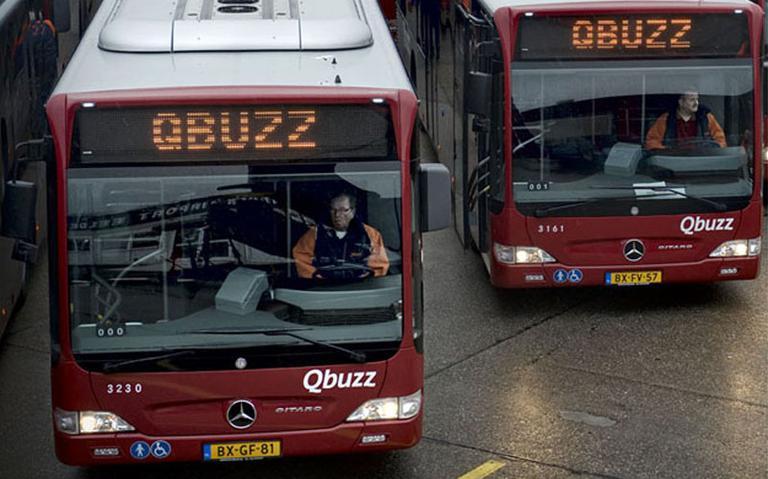 Extra grote bussen op Qbuzz-lijnen in Emmen vanwege huldiging