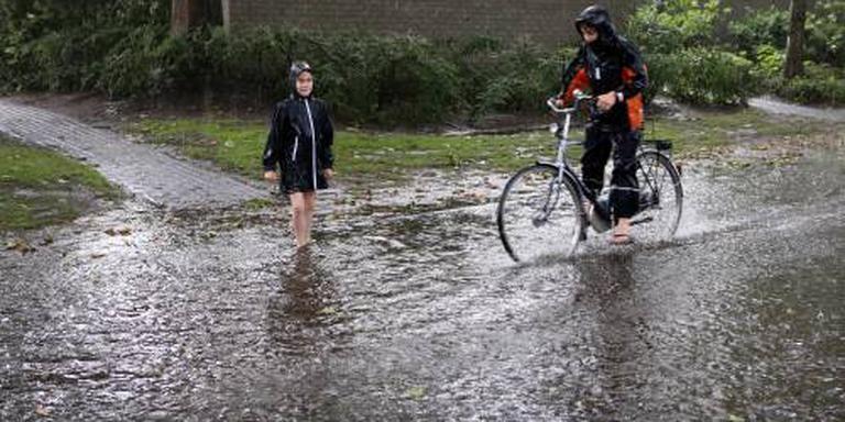 Kans op onweer en hagel in Brabant en Limburg