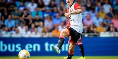 Clasie snel terug bij Feyenoord