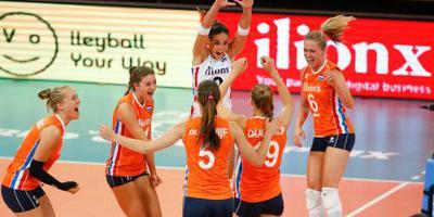 Volleybalsters willen nu mondiaal scoren