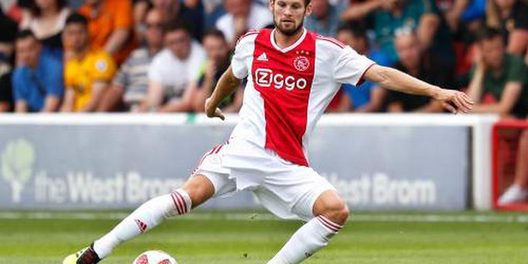Ajax in laatste oefenduel onderuit