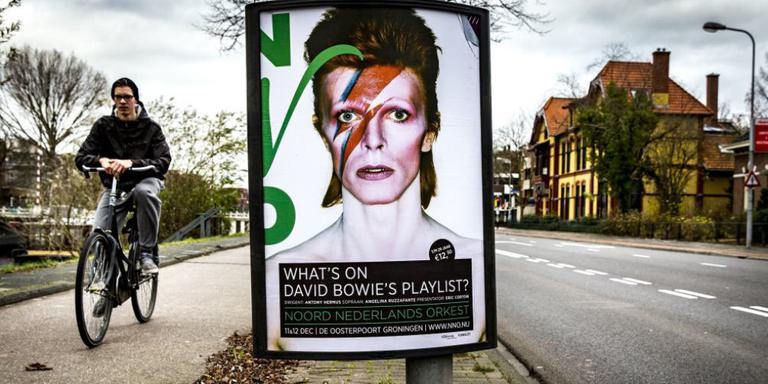 Al 17.000 kaarten verkocht voor expositie 'David Bowie Is'