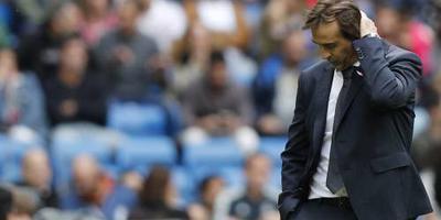 Trainer Lopetegui onder vuur bij Real
