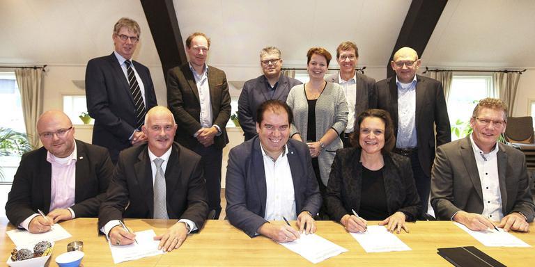 Driehonderd nieuwe glasbakken in Drenthe