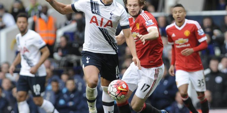 Tottenham zet Manchester United opzij: 3-0