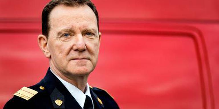 OM onderzoekt bedreiging brandweercommandant