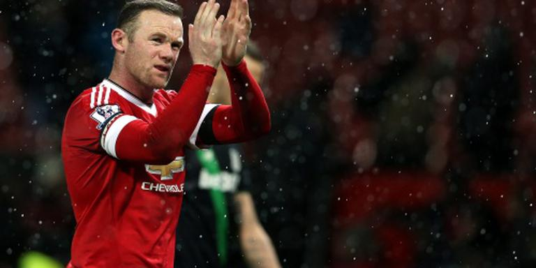 Rentree Rooney bij Jong ManUnited
