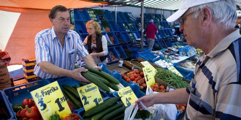 Assen en Beilen zetten markt in het zonnetje