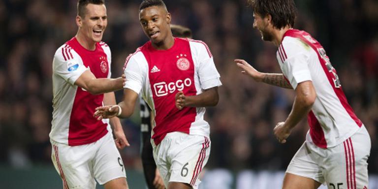 Ajax met schamel rapportcijfer winterstop in