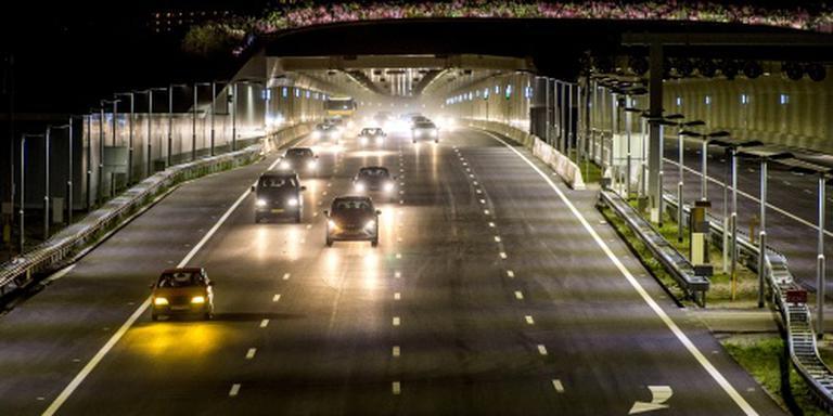 A4 tussen Delft en Schiedam helemaal open