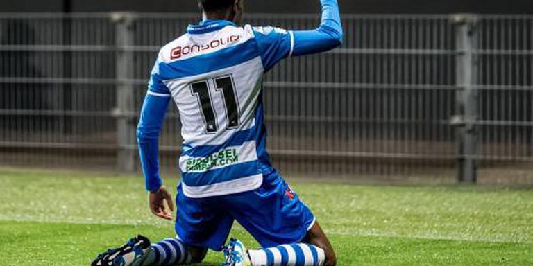 PEC Zwolle pakt kostbare punten bij Excelsior