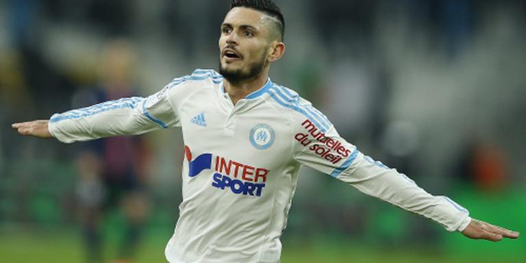 Eerste zege Olympique Marseille