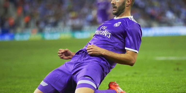 Real Madrid nog op maximale score