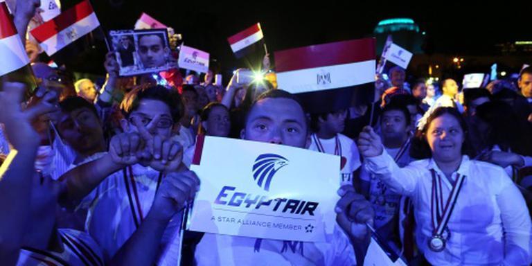 Tweede zwarte doos EgyptAir ook geborgen
