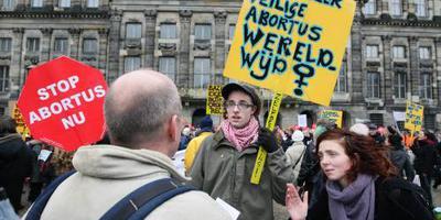 'Hinder activisten bij abortuskliniek groeit'