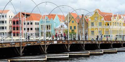 Eerste hulpgoederen voor Venezuela op Curaçao