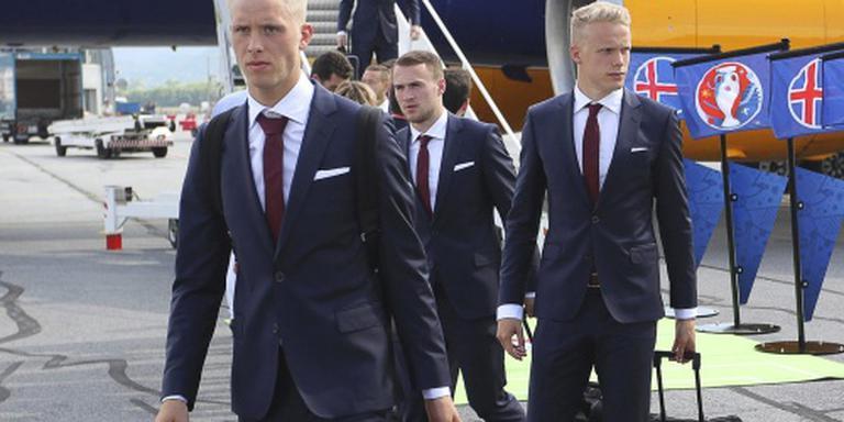 Bristol City strikt IJslander Hordur Magnusson