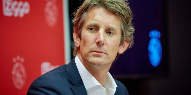 Van der Sar algemeen directeur Ajax
