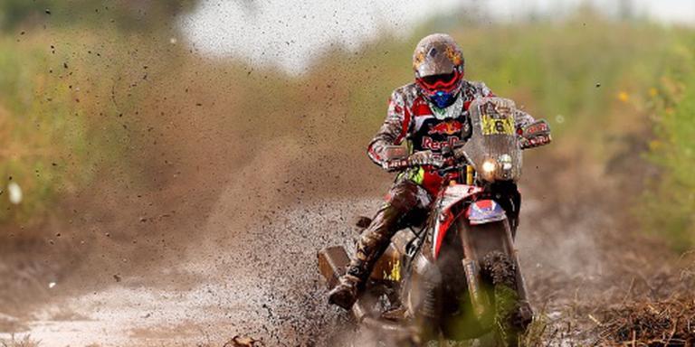 Opnieuw etappezege Barreda in Dakar Rally