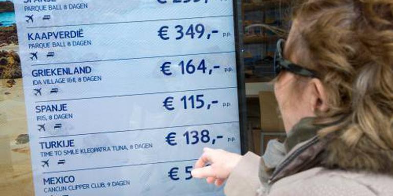 1,5 miljoen Nederlanders op herfstvakantie