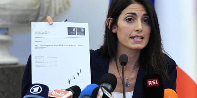Rome geen kandidaat meer voor Spelen 2024