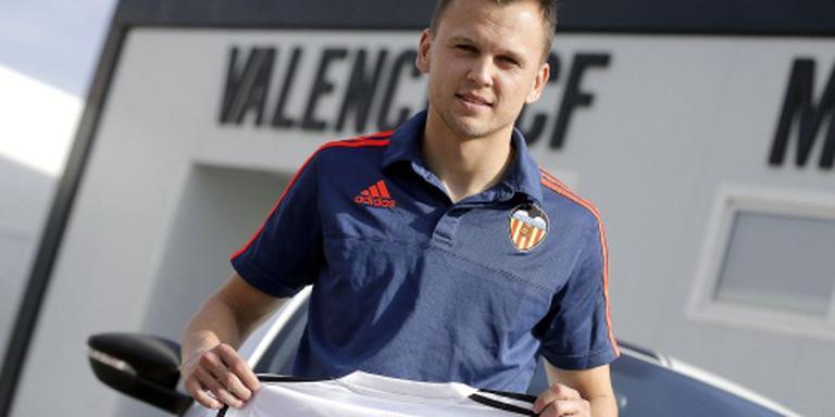 Villarreal neemt Rus Tsjerisjev over van Real
