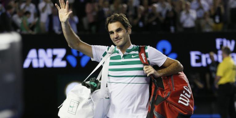 Federer stelt rentree uit