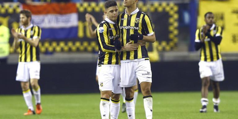 Solanke twijfelgeval bij Vitesse