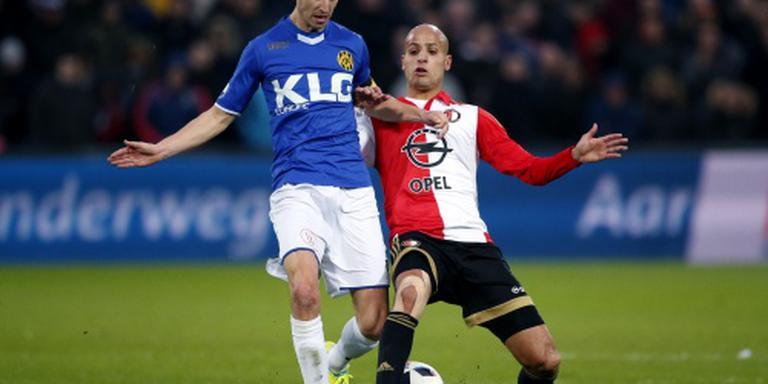 El Ahmadi: wij zijn Feyenoord, dit kan niet