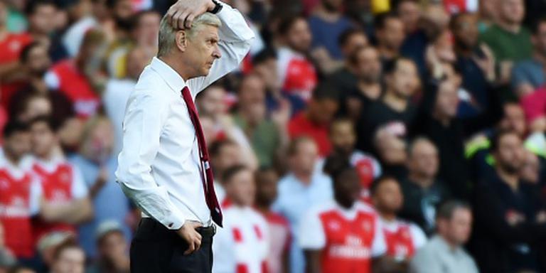 Wenger is niet bang geld uit te geven