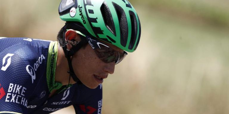 Chaves wint Ronde van Lombardije