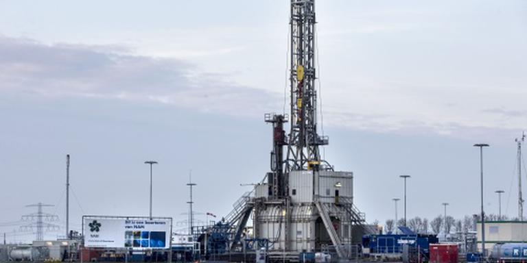 Gaskraan Groningen verder dichtgedraaid