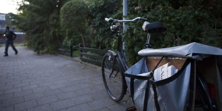 Krantenbezorgster in Rotterdam neergestoken