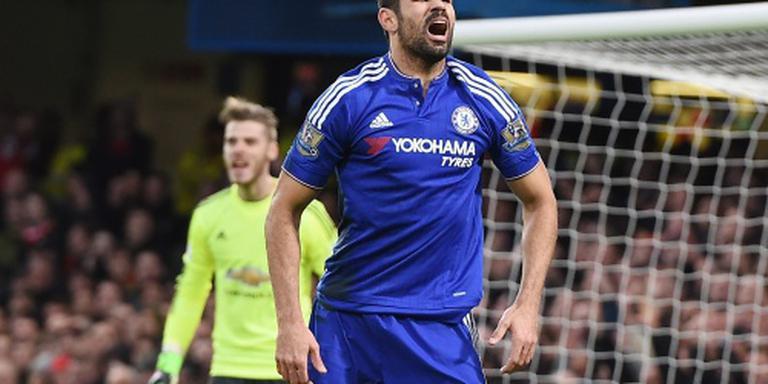 Diego Costa ontbreekt in Spaanse selectie