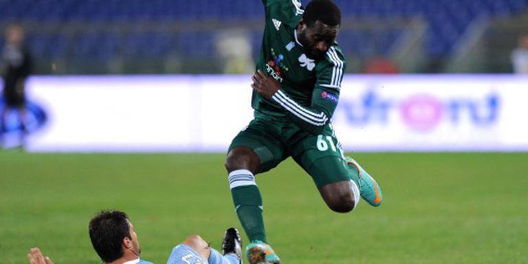 Owusu-Abeyie op stage bij NEC