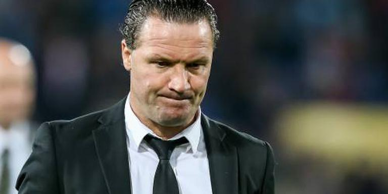 KNVB schorst NAC-trainer Vreven voor één duel