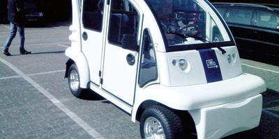 'Elektrische tuktuks' voor centrum Groningen