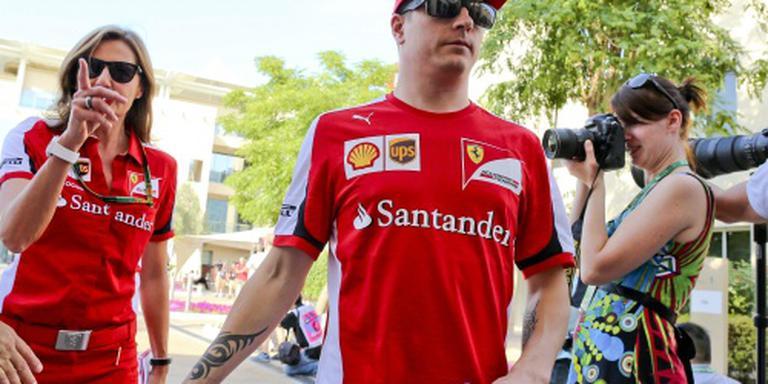 Ferrari-baas: herboren Kimi in 2016