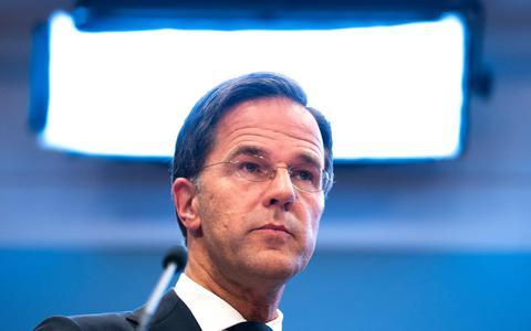 Mark Rutte over coronacijfers: 'Het gaat niet de goede kant op'
