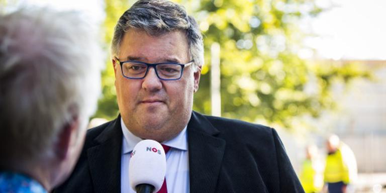 Burgemeester Nijmegen nuchter onder dreiging